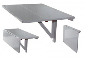 table-pliante-murale